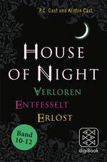 """House of Night"" Paket 4 (Band 10-12)"