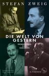 Vergrößerte Darstellung Cover: Die Welt von Gestern. Externe Website (neues Fenster)
