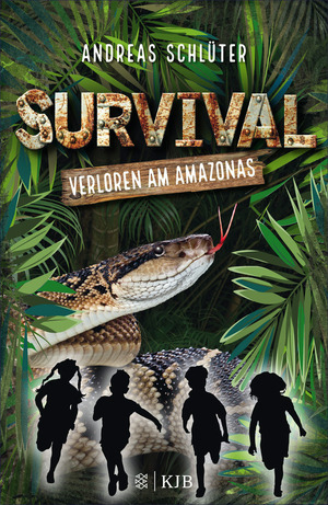 Survival - Verloren am Amazonas