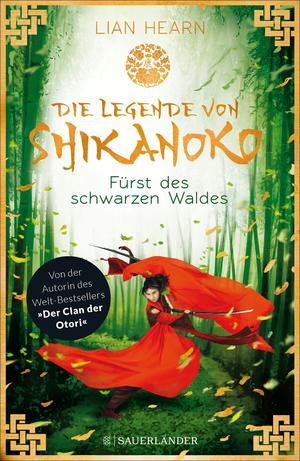 Die Legende von Shikanoko - Fürst des schwarzen Waldes