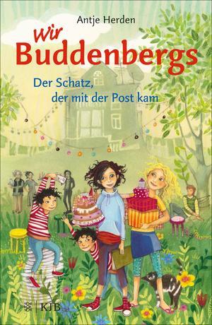 Wir Buddenbergs - Der Schatz, der mit der Post kam