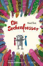 Cover des Buches Die Sockenfresser