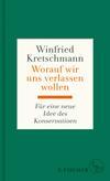 Vergrößerte Darstellung Cover: Worauf wir uns verlassen wollen. Externe Website (neues Fenster)