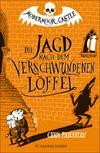 Vergrößerte Darstellung Cover: ¬Die¬ Jagd nach dem verschwundenen Löffel. Externe Website (neues Fenster)