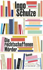 Das Bild zeigt das Cover des Buches Die rechtschaffenen Mörder