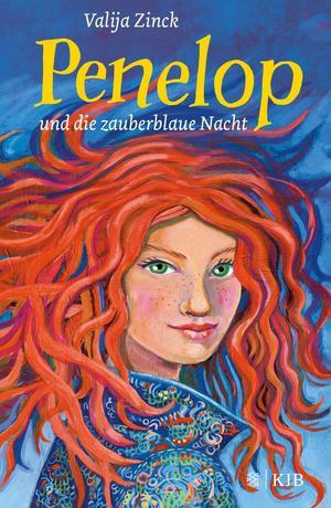 Penelop und die zauberblaue Nacht: Kinderbuch ab 10 Jahre - Fantasy-Buch für Mädchen und Jungen
