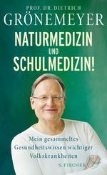 Cover des Buches Naturmedizin und Schulmedizin
