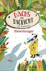 Cover des Buches Dachs im Dickicht - Hasenhunger