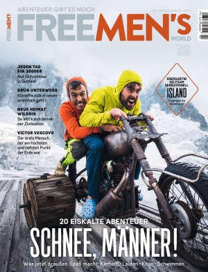 Free Men´s World (04/2019)