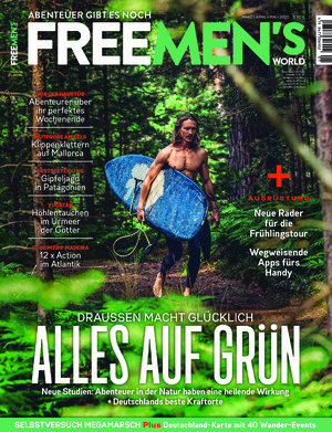 Free Men´s World (01/2020)