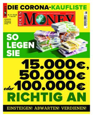 FOCUS-MONEY (21/2020)