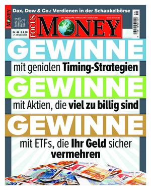 FOCUS-MONEY (44/2020)