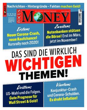 FOCUS-MONEY (46/2020)