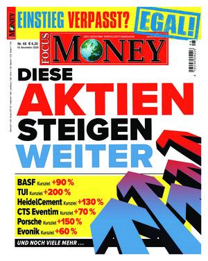 FOCUS-MONEY (48/2020)