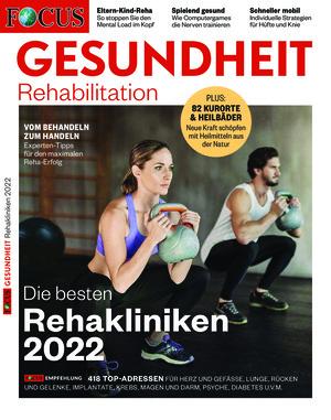 FOCUS-GESUNDHEIT (8/2021)