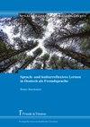 Sprach- und kulturreflexives Lernen in Deutsch als Fremdsprache