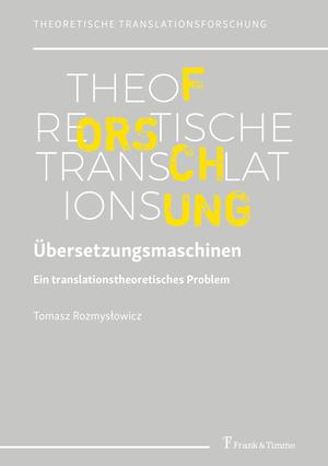 Übersetzungsmaschinen
