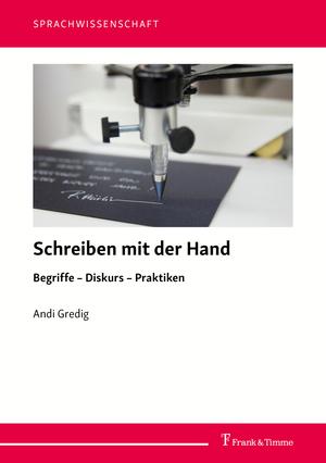 Schreiben mit der Hand