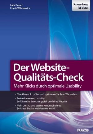 Der Website-Qualitäts-Check