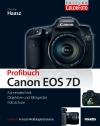 Profibuch Canon EOS 7D
