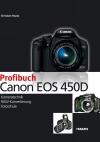 Profibuch Canon EOS 450D