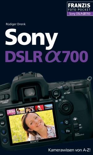 Foto Pocket Sony DSLR α700