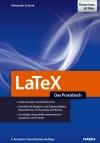 Vergrößerte Darstellung Cover: LaTeX - Das Praxisbuch. Externe Website (neues Fenster)