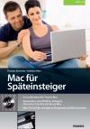 Vergrößerte Darstellung Cover: Mac für Späteinsteiger. Externe Website (neues Fenster)
