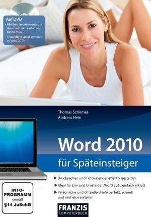 Word 2010 für Späteinsteiger