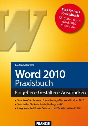 Word 2010 - Praxisbuch