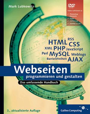 Webseiten programmieren und gestalten