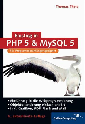Einstieg in PHP 5 und MySQL 5