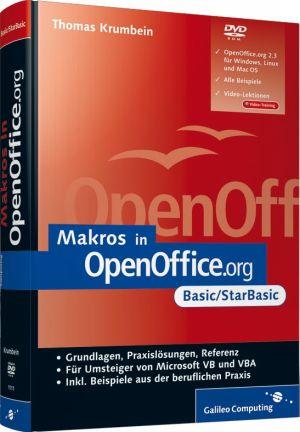 Makros in OpenOffice.org - Basic/StarBasic