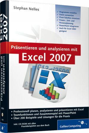 Präsentieren und analysieren mit Excel