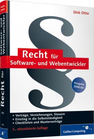 Recht für Software- und Webentwickler