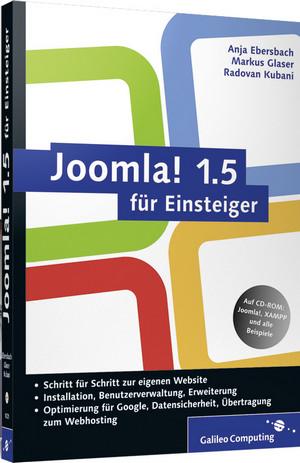 Joomla! 1.5 für Einsteiger