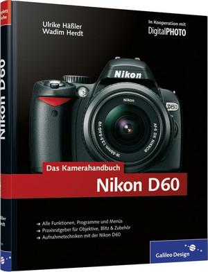 Das Kamerahandbuch Nikon D60