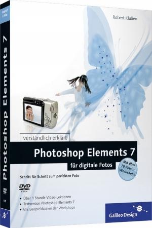 Photoshop Elements 7 für digitale Fotos