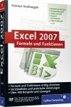 Excel 2007 - Formeln und Funktionen