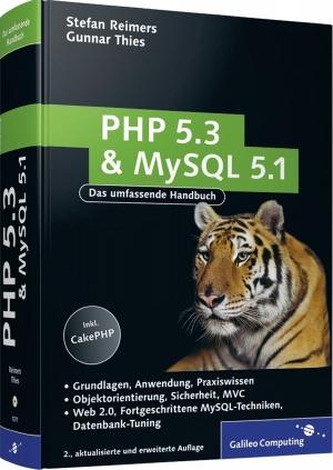 PHP 5.3 und My SQL 5.1