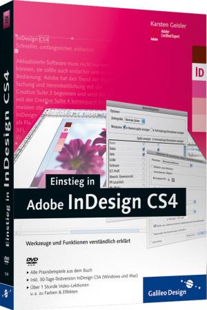 Einstieg in Adobe InDesign CS4