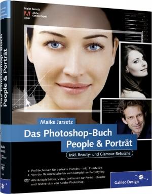 Das Photoshop-Buch People und Porträt