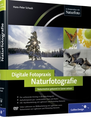 Digitale Fotopraxis - Naturfotografie