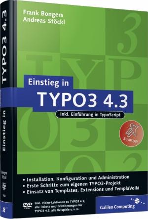 Einstieg in Typo3 4.3