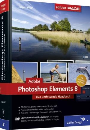 Adobe Photoshop Elements 8