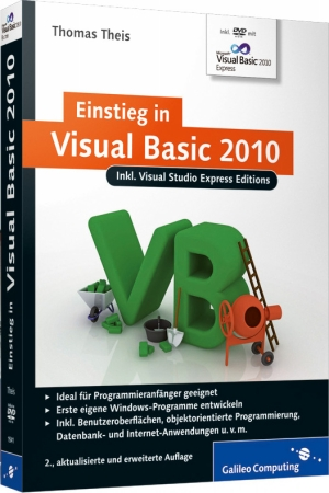 Einstieg in Visual Basic 2010
