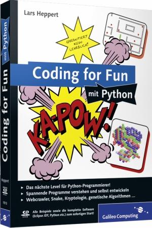 Coding for Fun mit Python