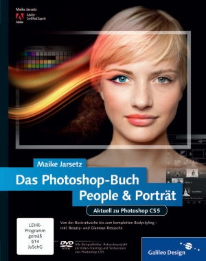 Das Photoshop-Buch People & Porträt