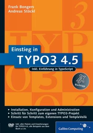 Einstieg in TYPO3 4.5
