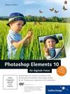 Vergrößerte Darstellung Cover: Photoshop Elements 10 für digitale Fotos. Externe Website (neues Fenster)